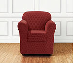 SureFit Stretch Grand Marrakesh Chair Slipcover
